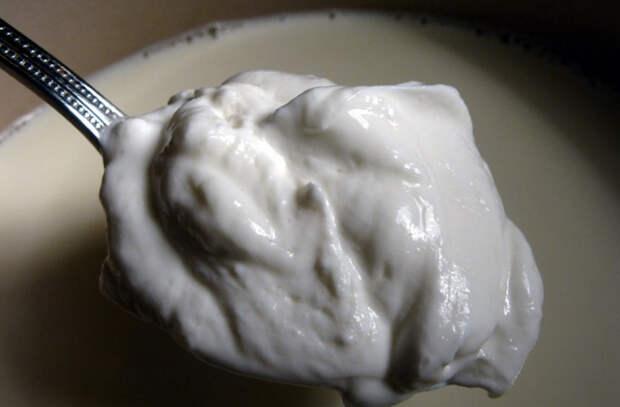 Домашний йогурт без химии. Сделали из магазинного молока за 20 минут