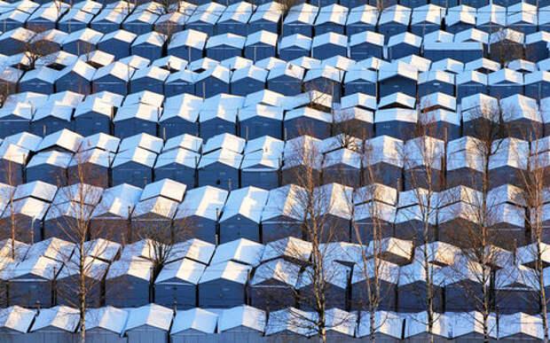 Кирпичные гаражи в России по-прежнему пользуются спросом. Исследование