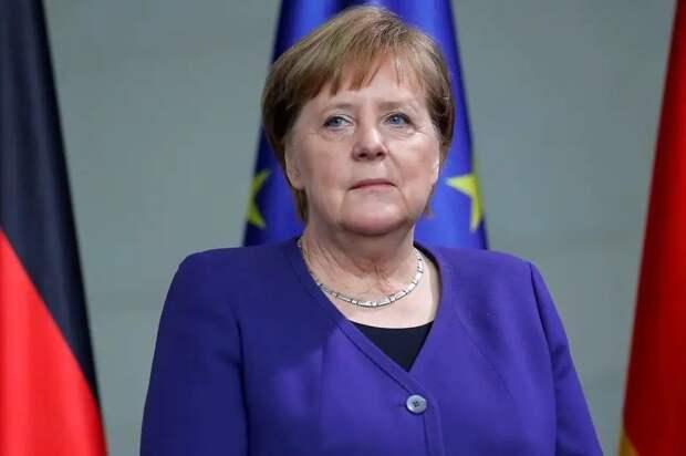 Меркель не пообещала быстрого запуска Северного потока-2
