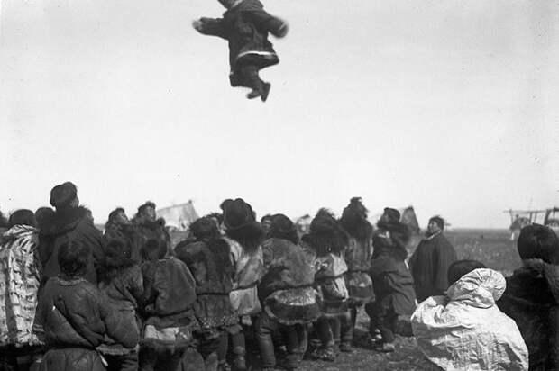 Почему в Российской империи не было никаких анекдотов о чукчах