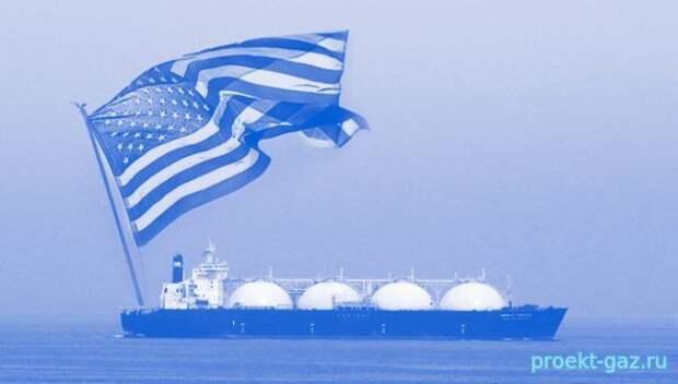 США заподозрили в торговле российским СПГ в Европе