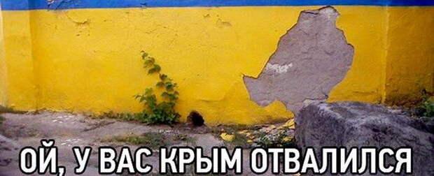 У вас Крым отвалился: Как школота в Киеве обсуждала провал украинской пропаганды