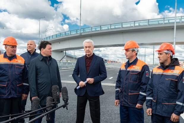 Новый участок СВХ улучшит транспортную ситуацию в Свиблове