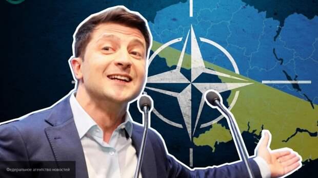 «Страна-полигон»: Запад превращает Украину в плацдарм для атаки на Россию