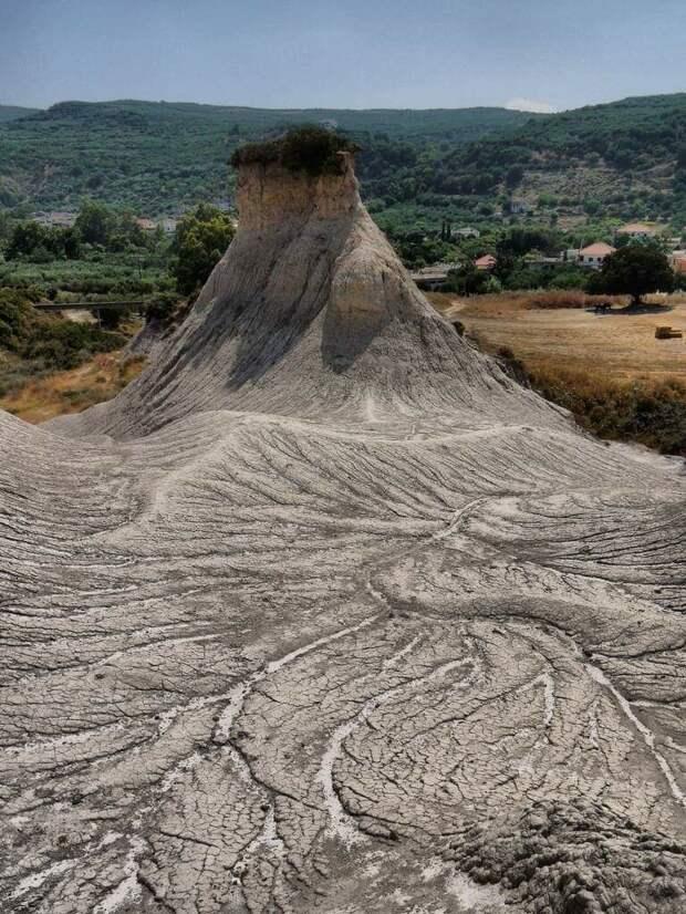 Лунный пейзаж на Крите