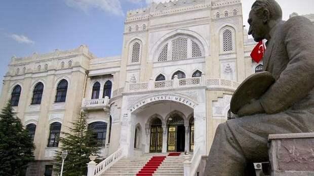 Национальный музей Омана