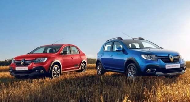 «АвтоВАЗ» приостановит сборку Renault Logan и Sandero