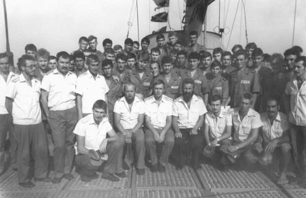 Владимир Карасёв: Мы вернулись в Индийский океан