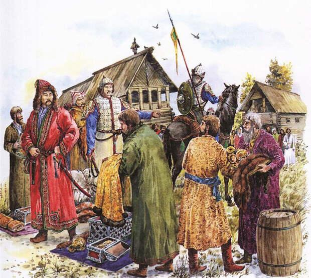 Татаро-монгольское иго: миф или реальность?