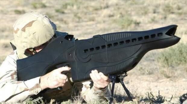 Самое невероятное оружие всех времен.