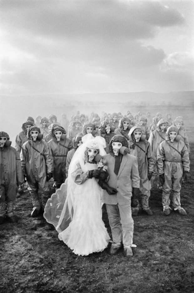 Постапокалиптическая свадьба