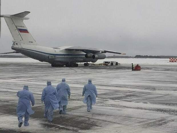 Траектория распространения коронавируса в России уже не оптимистическая