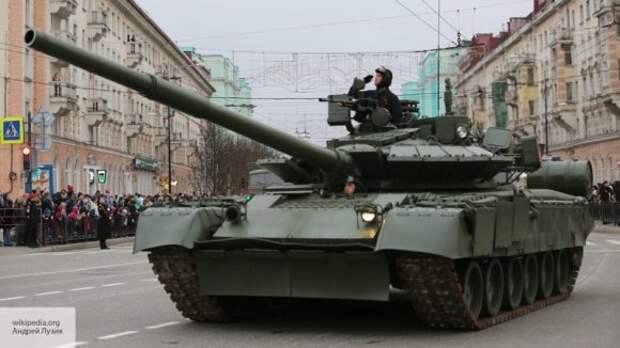 Румынский военный эксперт: у России есть единственный в мире «северный танк»