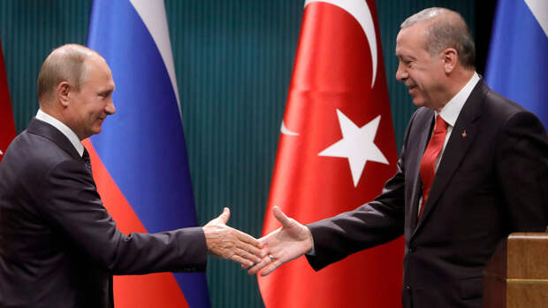 Россияне смогут посещать Турцию без загранпаспортов