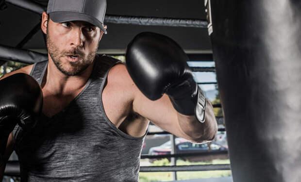 5 простых движений боксеров. Можно выучить дома за 2 месяца, к весне