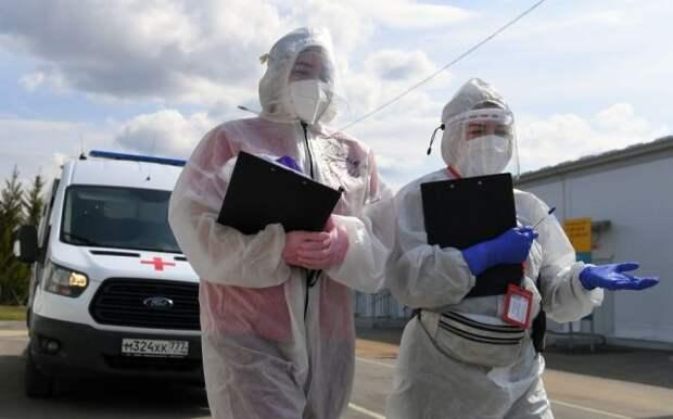 Треть россиян считает, что работа скорой помощи в пандемию улучшилась