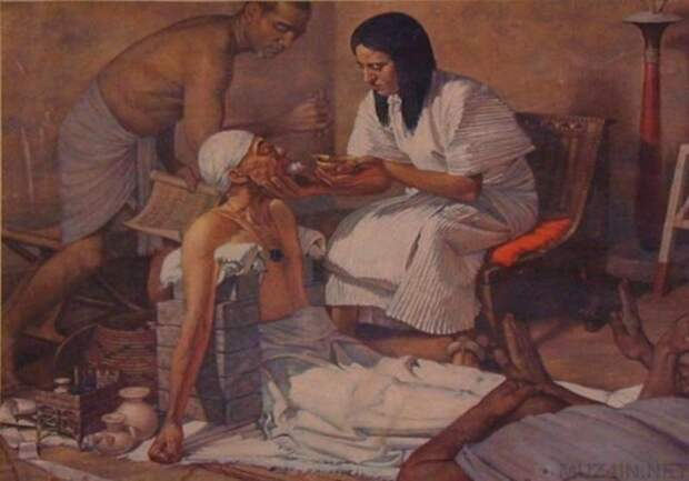 Государственная медицина древний египет, история, медицина