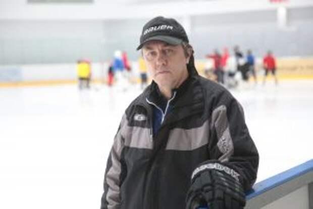 Тренер Сергей Сергеев / Фото: Андрей Дмытрив