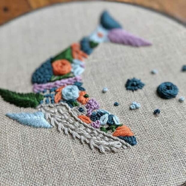 Meridith McClure (biobroidery)