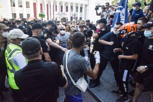 Об активизации ЛГБТ-сообщества на Украине