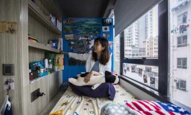 Маленькие квартиры Китая