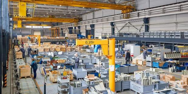 Москва в два раза увеличила экспорт офисной мебели и техники