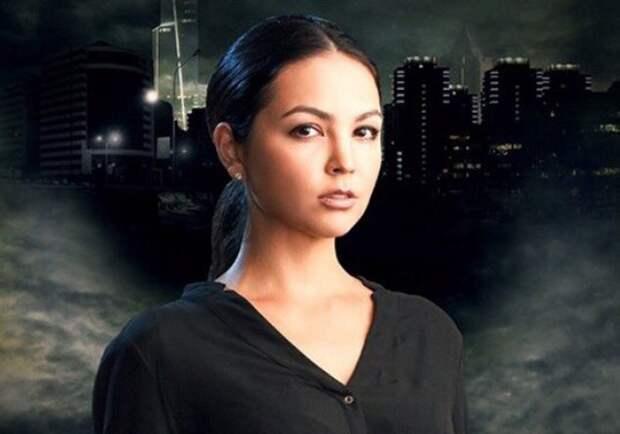 Казахстанская красавица Асель Сагатова