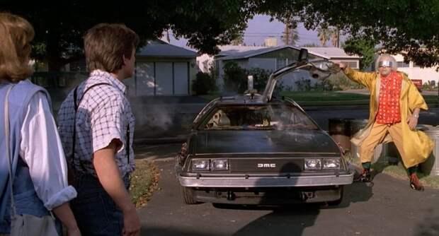 Как выразился Док Браун, «если уж встраивать машину времени в автомобиль, то лучше в стильный». delorean dmc-12, dmc-12, авто, автодизайн, автомобили, делореан, машина времени, назад в будущее