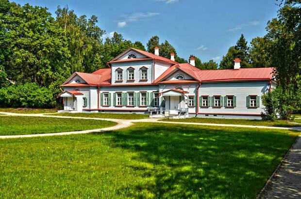 Усадьба Абрамцево Фото с сайта kelohouse.ru
