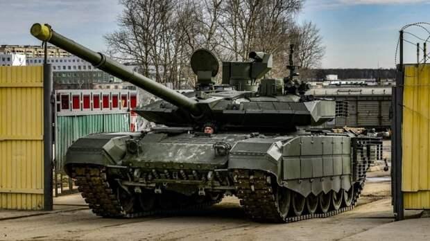 Аналитик NI Эпископос заявил о неуязвимости российских Т-90М для тандемных боеприпасов