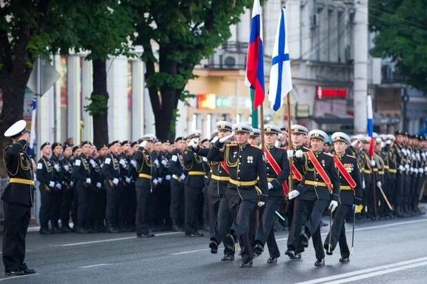 Расписание репетиций Парада Победы 9 мая 2021 года в Симферополе: где будут перекрыты улицы