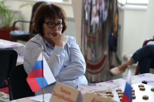Шашистка Тансыккужина назвала неожиданностью инцидент с флагом РФ в Польше