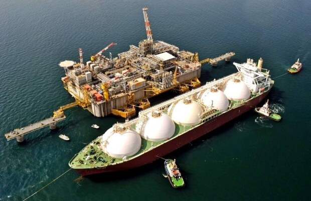 СПГ рискует так и не стать «топливом будущего»