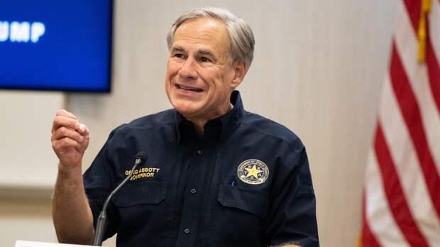 Губернатор Техаса издал указ о запрете обязательной вакцинации