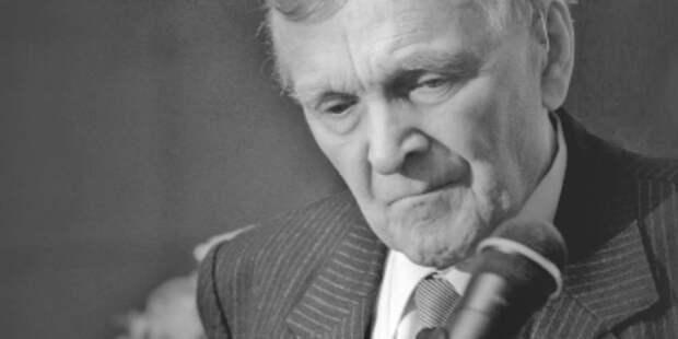 Названа дата прощания с писателем Юрием Бондаревым