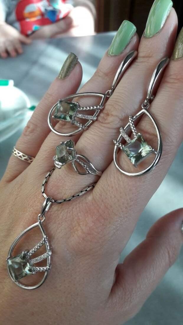 Как серебряные украшения влияют на нашу жизнь? Они способны принести удачу!