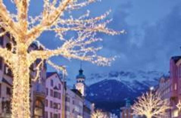«Горное Рождество» пришло в Инсбрук