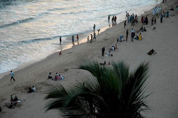 Недисциплинированные жители Гоа вынудили власти штата ввести режим изоляции