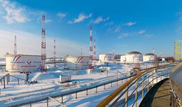 «Транснефть»: на13% сократится экспорт нефти РФв2020 году