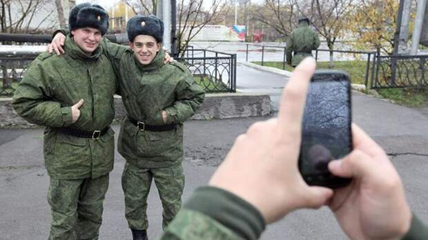 В России военнослужащим запаса могут запретить использовать соцсети