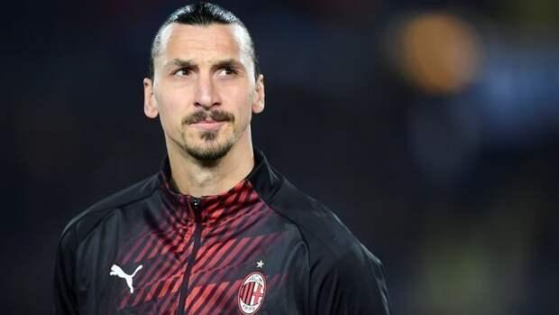 «Милан» договорился сИбрагимовичем оконтракте до2022 года