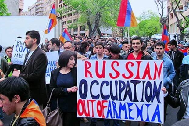 Россияне припомнили Пашиняну русофобские выступления в Армении