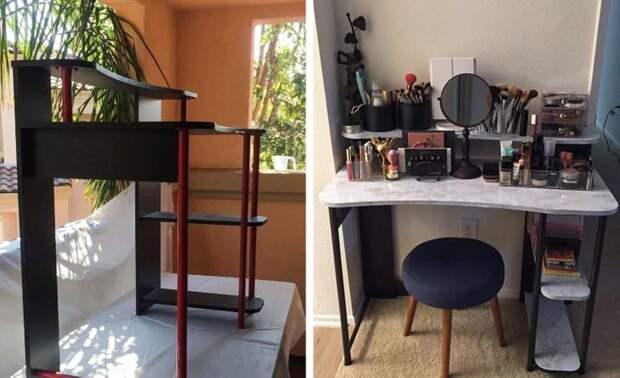 Случаи, когда старую мебель преобразили до неузнаваемости за копейки
