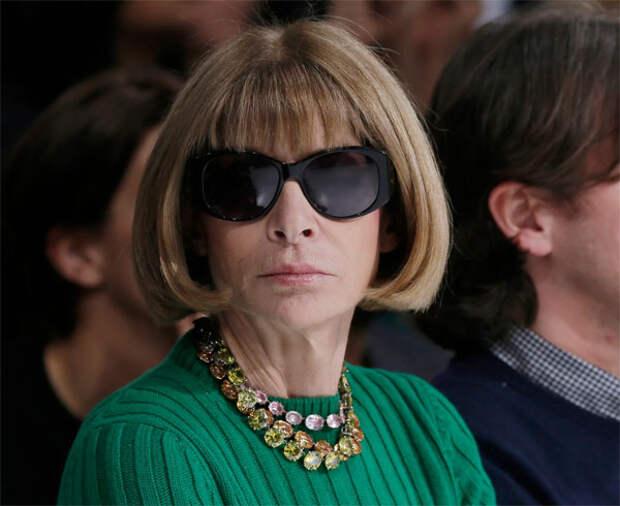 Анна Винтур: формула стиля от главного редактора Vogue