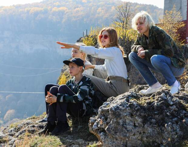 Наталья Водянова покажет детям настоящую Россию в документальном сериале «Русские каникулы»