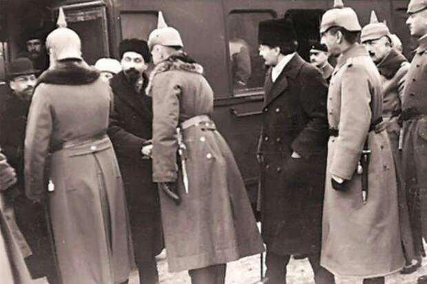 Почему внезапно Россия вышла из Первой мировой войны
