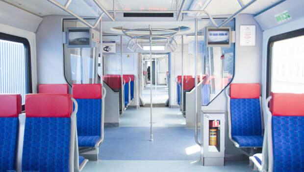 Поезда «Иволга» на МЦД оборудуют камерами видеонаблюдения