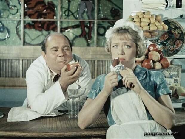 Такие разные лица советского кино