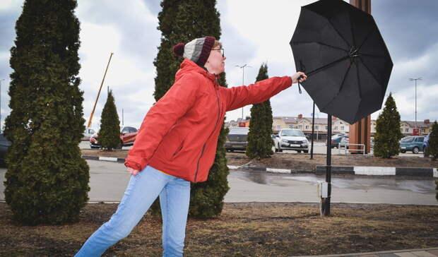 Экстренное предупреждение осильном ветре продлено в Свердловской области