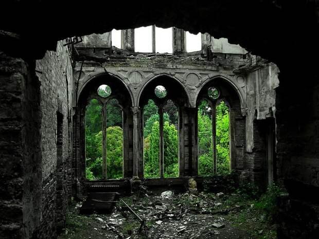 The 33 Most Beautiful Abandoned Places In The World 19 Самые красивые заброшенные места в мире